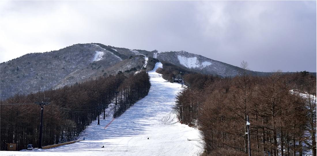あだたら高原スキー場写真
